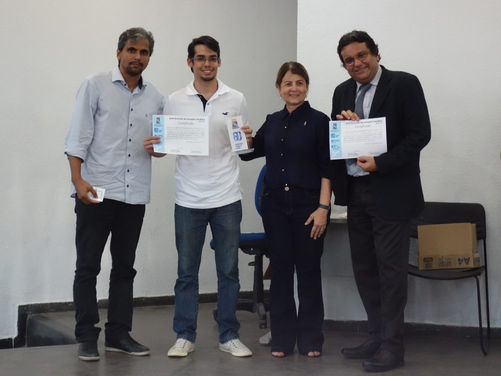RFWild´s LNA selected as the 2nd Best 2015 Engineering Research Project at UFPB