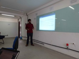 internship presentation 1