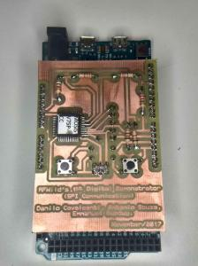 Arduino Due shield